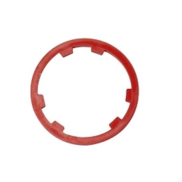 Entretoise Miche Shimano 10V Rouge