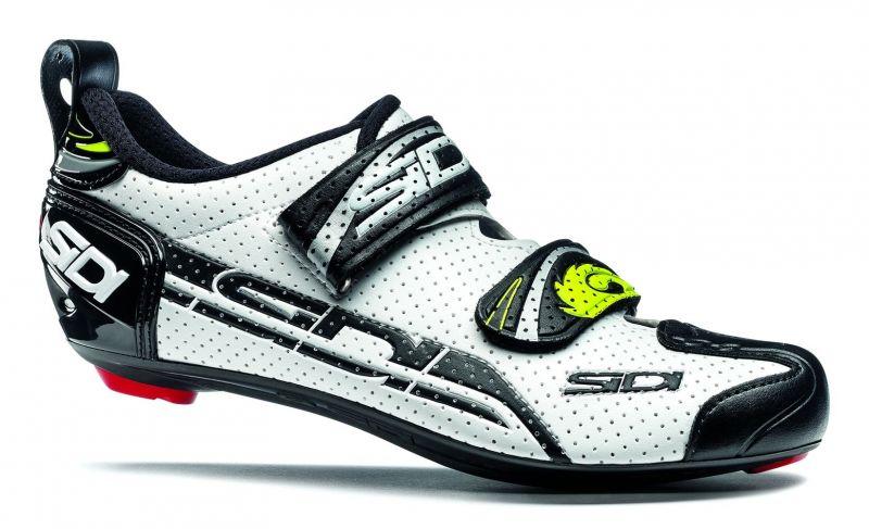 Chaussures Sidi T-4 AIR CARBON blanc/noir