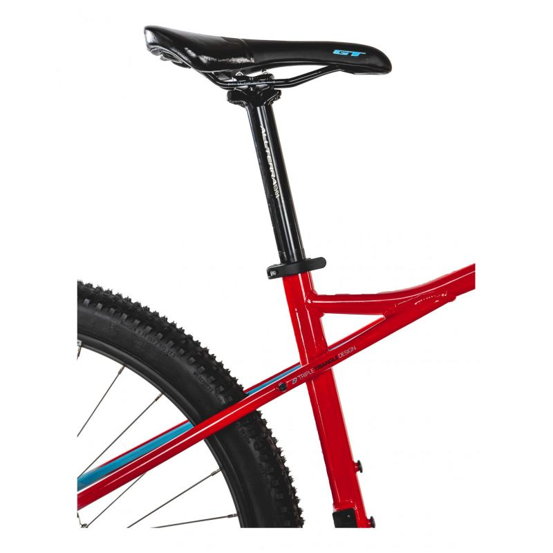 VTT GT Avalanche Comp Rouge 2020 - 3