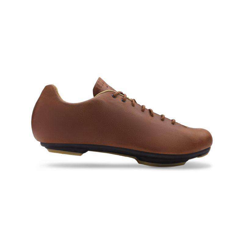 Chaussures Giro REPUBLIC LX Sepia Leather/Noir - 1