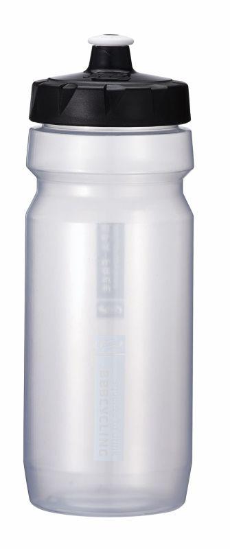 Bidon BBB CompTank 550 ml Transparent/Blanc - BWB-01