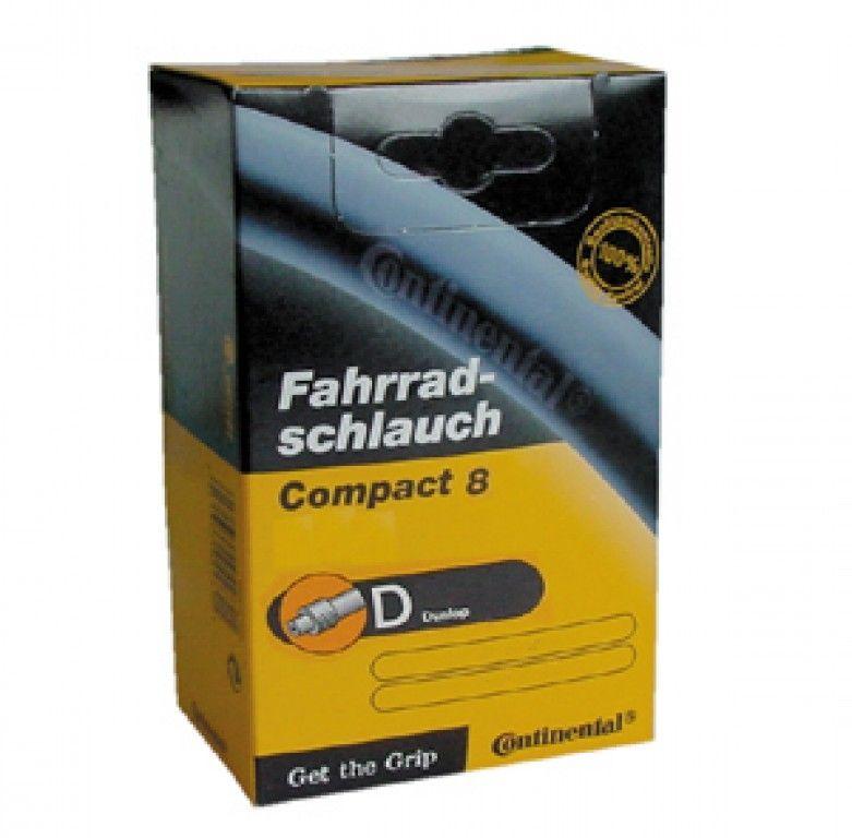 Chambre à air Continental Compact 8.1/2 x 2.00 Dunlop 40 mm