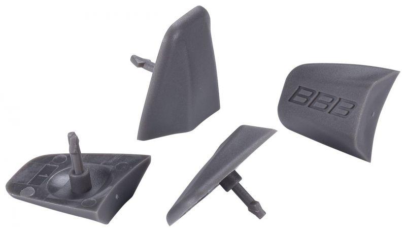 Kit de capuchons BBB pour boulons plateaux Shimano Ultegra 4 branches - BCR-63