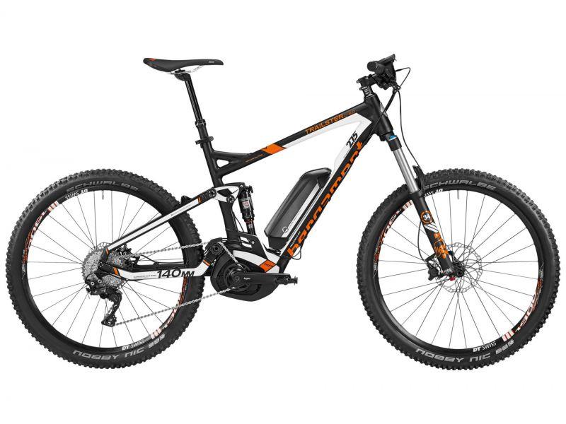 Vtt assistance lectrique bergamont trailster c 8 0 noir orange 2016 vendre - Vtt a assistance electrique ...
