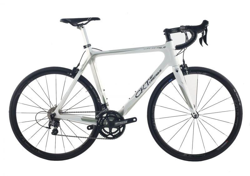 Vélo de route CKT by Virenque 368 SLR carbone Shimano 105