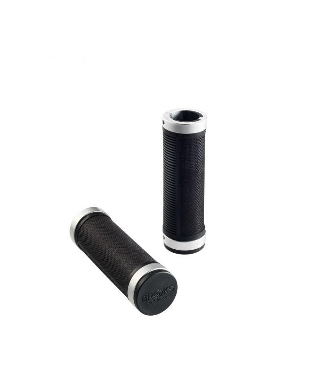 Poignées Brooks Cambium Comfort Grips 100/100 mm Noir