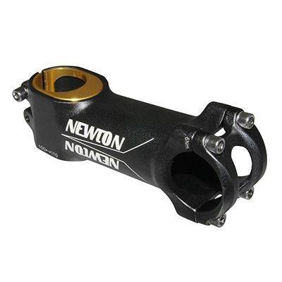 """Potence Newton 31.8 1.1/8"""" Longueur ajustable 100/110 mm Noir"""