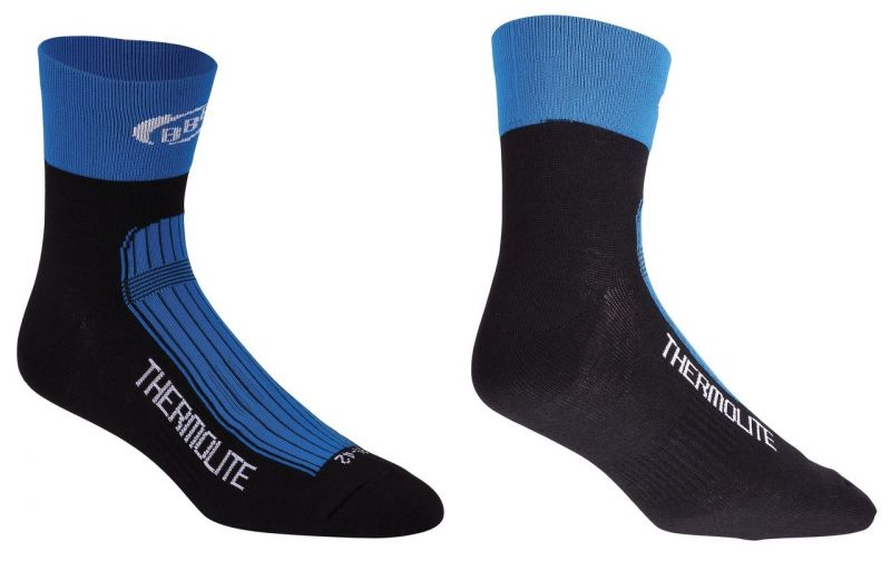 Chaussettes BBB ThermoFeet (bleu) - BSO-11