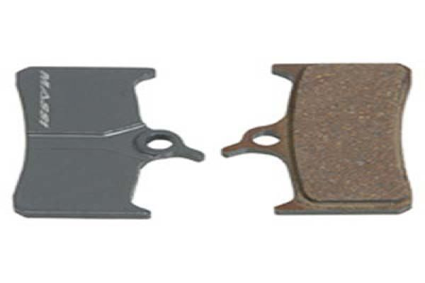Plaquettes de frein Massi compatibles Shimano XT, Grimeca, SRAM et Hope