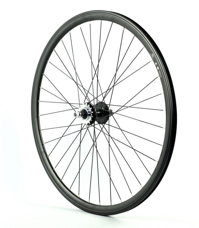 roue fixie arri re 700 030c flip flop hauteur 30 mm noir sur ultime bike. Black Bedroom Furniture Sets. Home Design Ideas