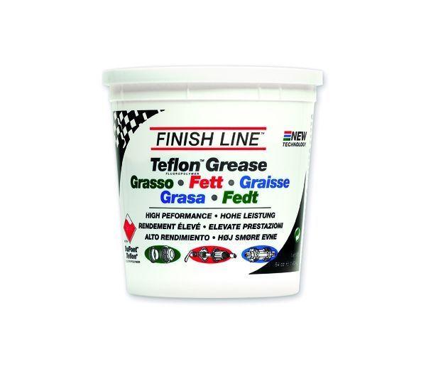 Graisse Finish Line Teflon Grease (Premium Synthetic) - 4lb (1,8kg)