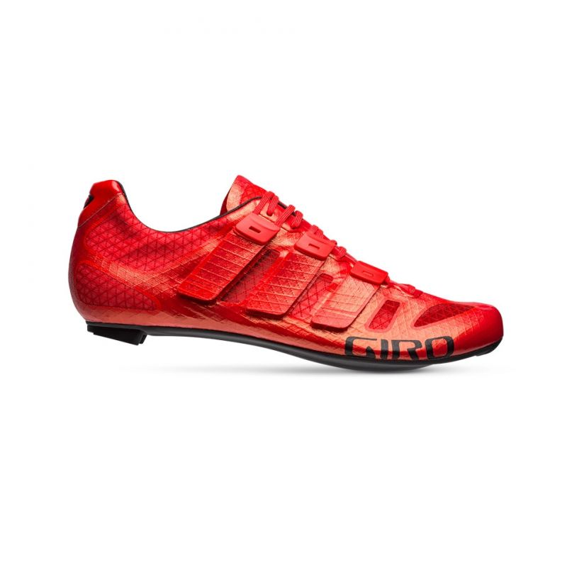 Chaussures Giro Prolight Techlace Rouge