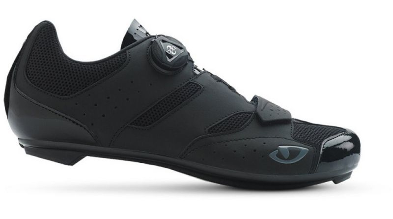 Chaussures route Giro SAVIX Noir mat - 1
