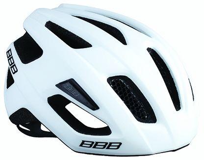 Casque BBB Kite Blanc mat - BHE-29
