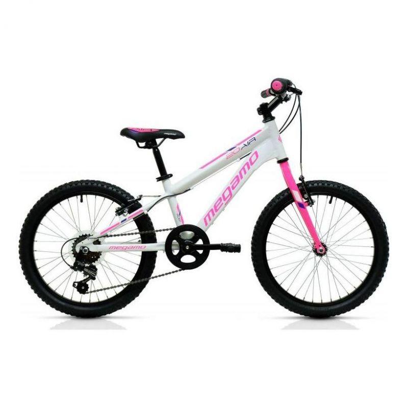 Vélo Enfant Megamo Air Girl 20'' Blanc 2020