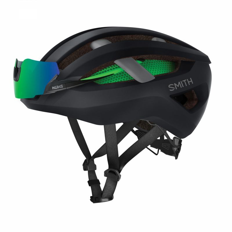 Casque Smith Network MIPS Mat Rise - 1