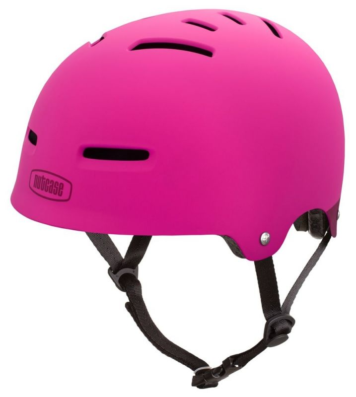 Casque Nutcase The Zone Pink Zone (Mat)