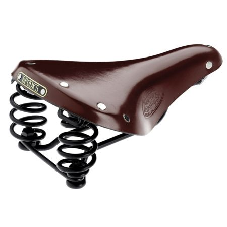 Selle Brooks Flyer S Classic - Antic Brown