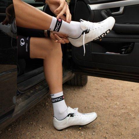 Chaussures route Giro Empire SLX Blanc/Noir - 2