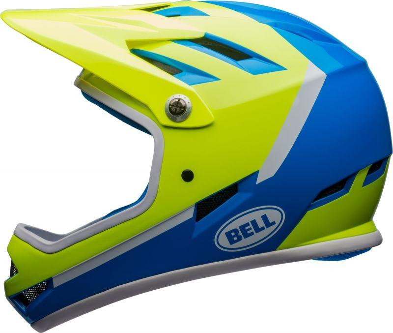 Casque Bell SANCTION Force Bleu/Retina Sear