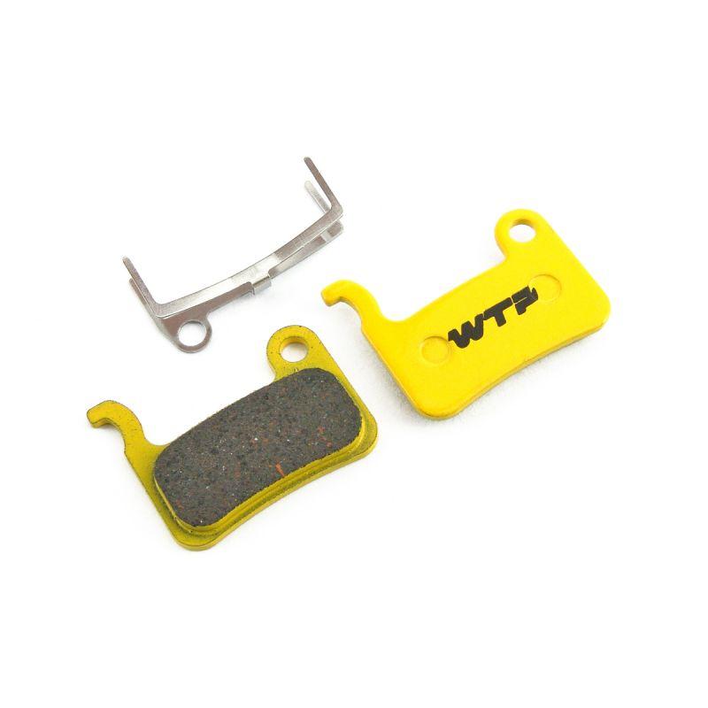 Plaquettes de frein vélo WTP compatibles XTR, XT 2004, Saint Organiques