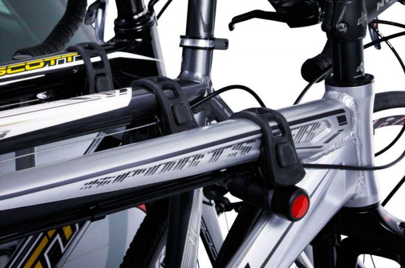 Porte-vélos sur attelage Thule HangOn 974 3 vélos