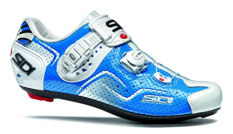 Chaussures Sidi KAOS AIR Bleu/Blanc