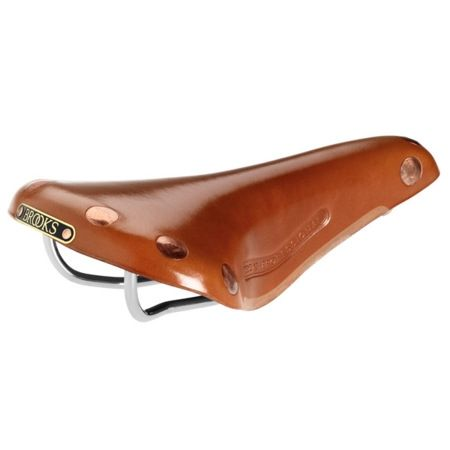 Selle Brooks Team Pro Special - Miel