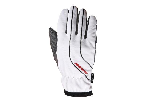 Gants d'hiver Massi 100% WindTex Blanc/Noir