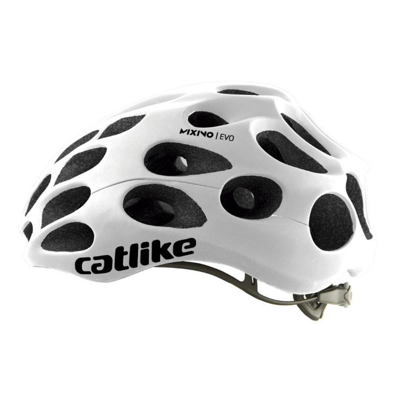 Casque Route Catlike Mixino Evo Mips Blanc