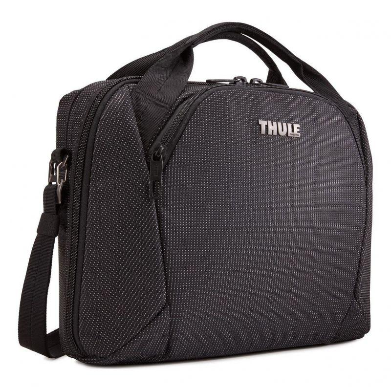 Sac Bag À 13 3 Ultime Noir Sur Thule Laptop Bandoulière 2 Crossover 1JTlF3Kc