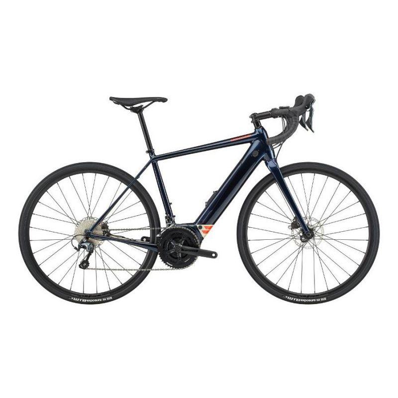 Vélo Route Électrique Cannondale Synapse Neo 2 Shimano Tiagra/105 Bleu Midnight 2020