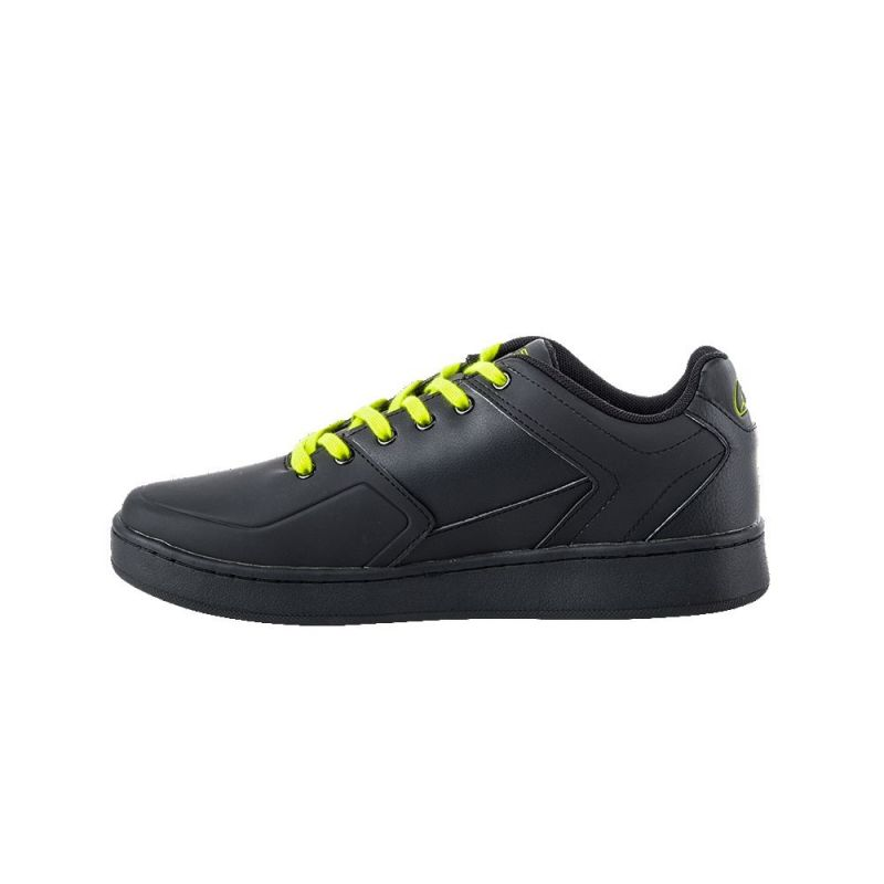 Chaussures O'Neal Pinned Pedal Noir/Jaune fluo - 1
