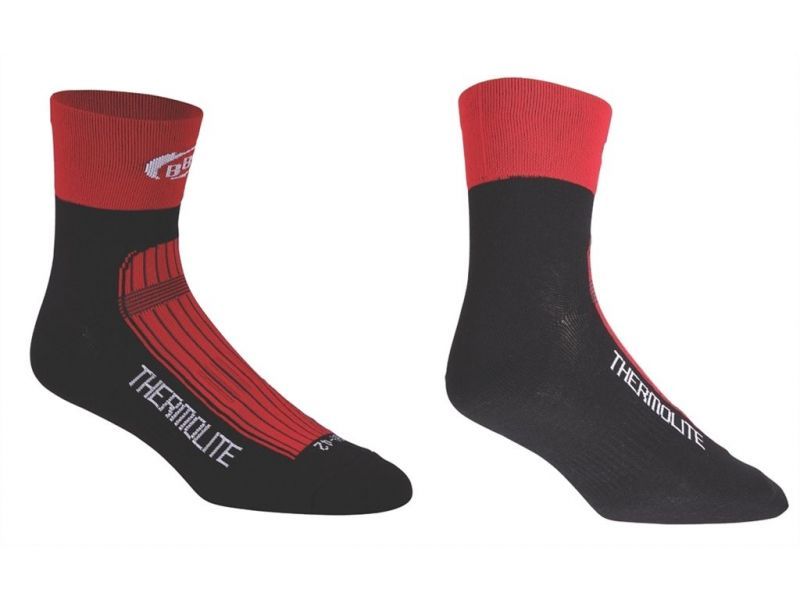Chaussettes hiver BBB ThermoFeet (rouge) - BSO-11