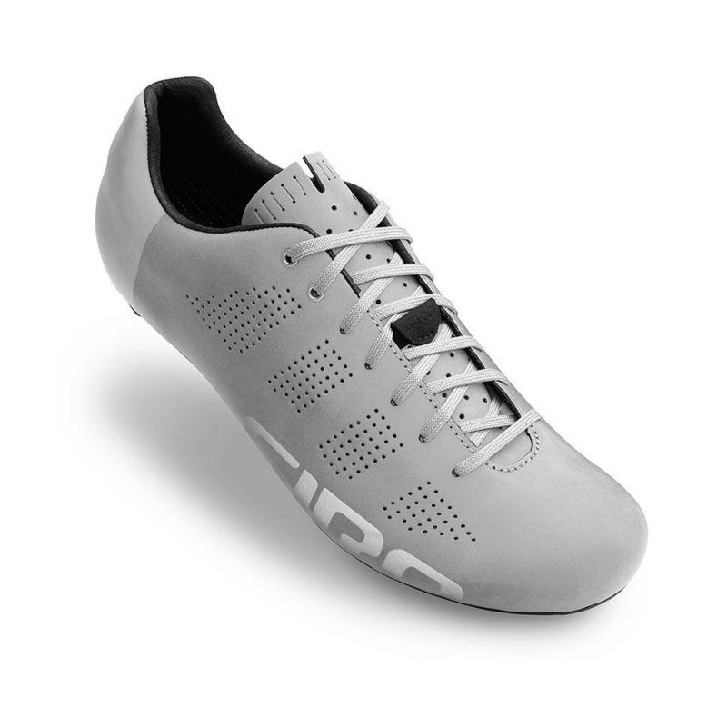 Chaussures Giro EMPIRE ACC Argent réfléchissant
