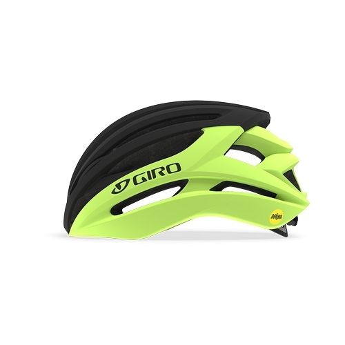 Casque Giro Syntax MIPS Noir/Jaune HighLight - 1