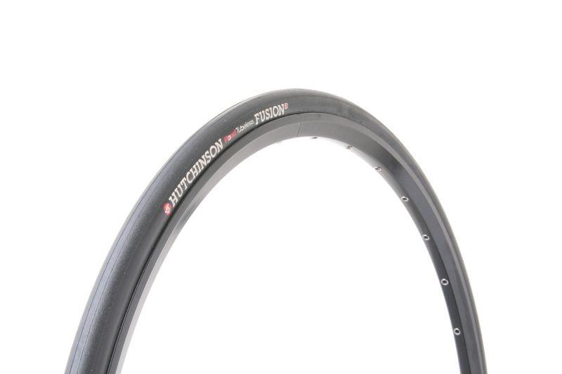 Pneu Hutchinson Fusion 3 700 x 23C TL Road Tubeless TS Noir - 2