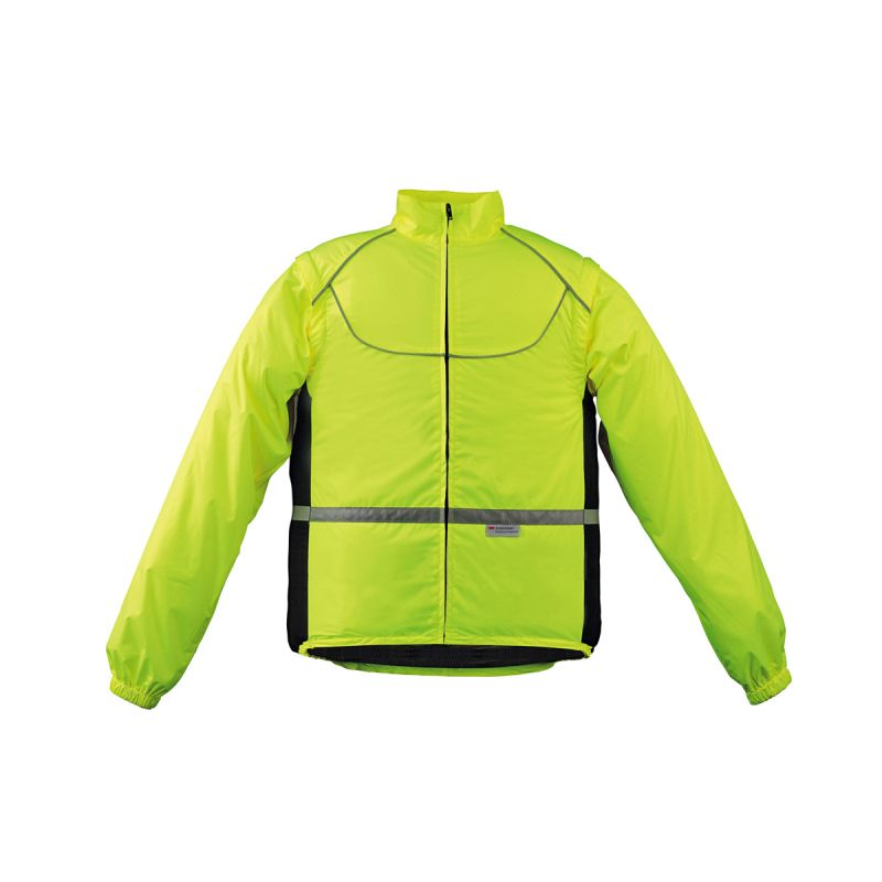 Veste vélo Wowow fluo Hot 160 taille M