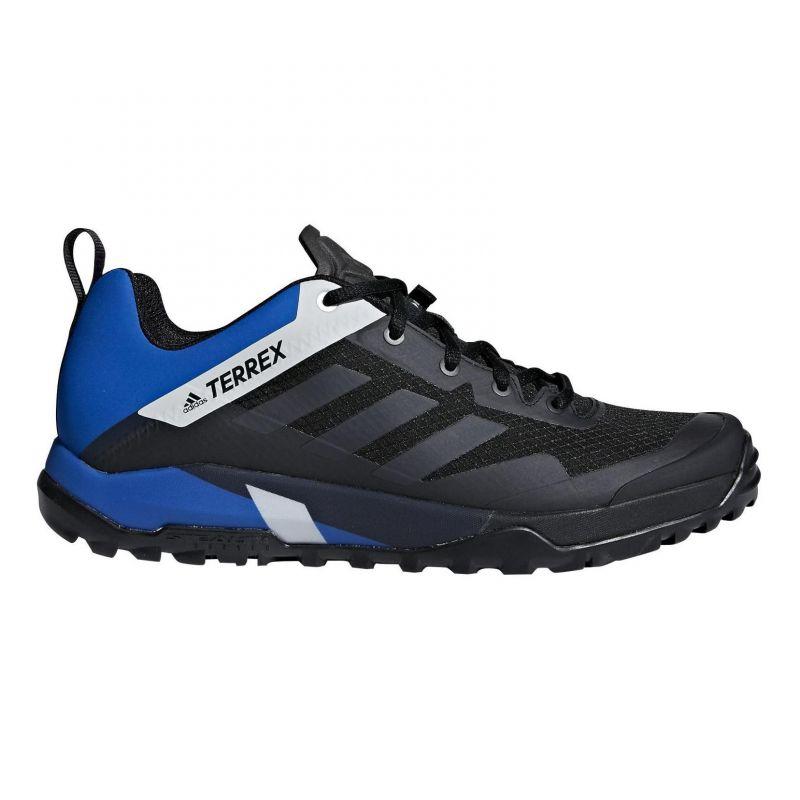 Chaussures adidas Terrex Trail Cross Bleu/Noir - 1