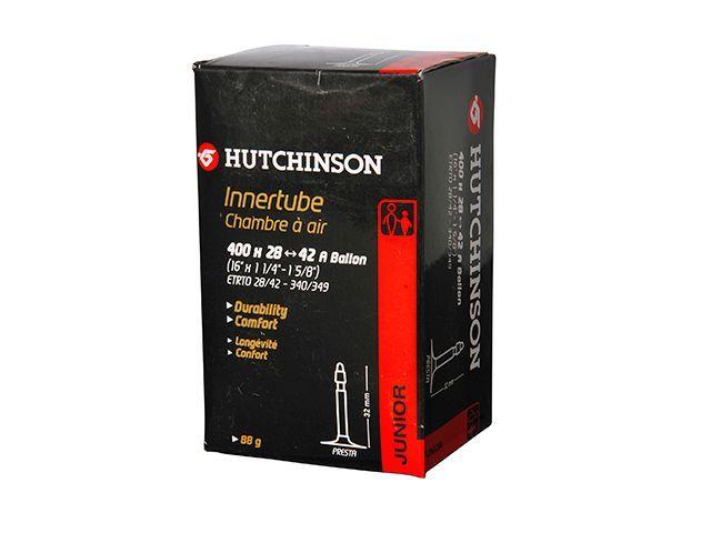 Chambre à air Hutchinson Standard 400 x 28/42A Ballon Presta 32 mm