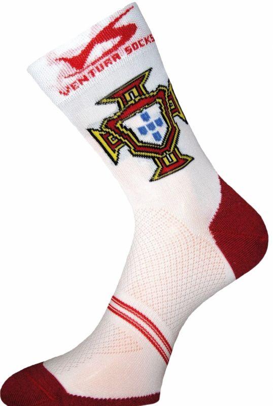 Chaussettes Ventura Socks Carbone Nation Portugal