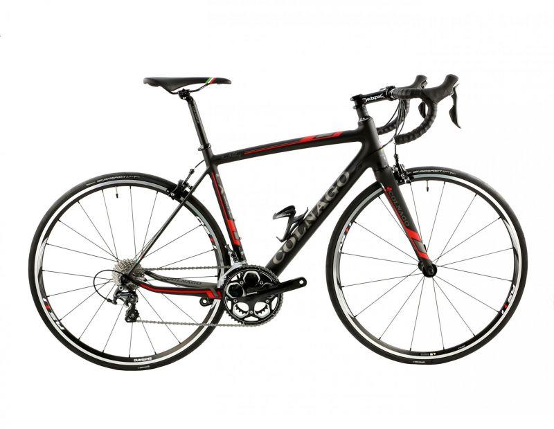 Vélo Colnago CX Zero Ultegra mix 11s / Sh. WH-RS11 (LABR) 2015