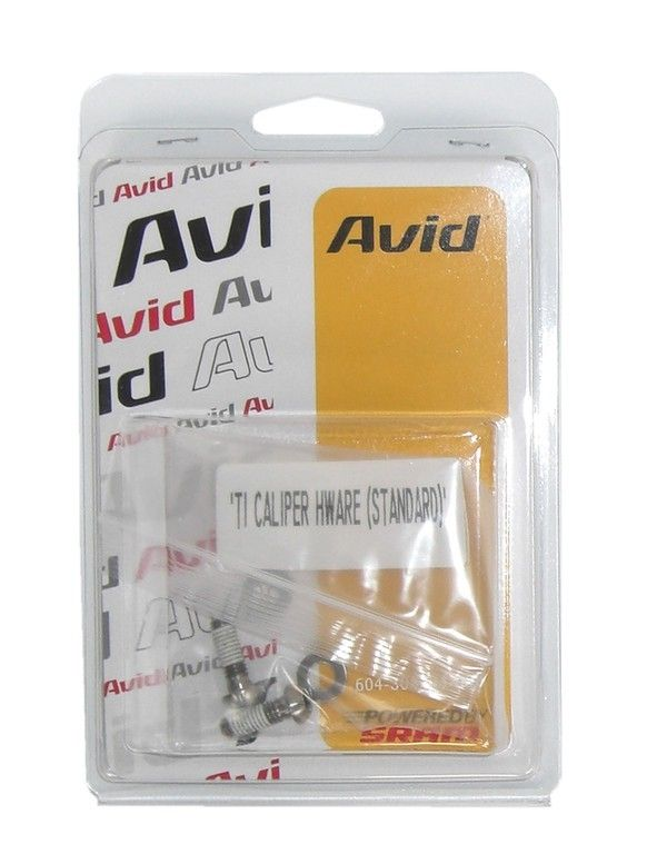 Set de vis pour frein à disque Avid