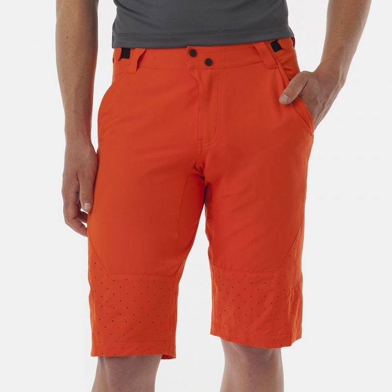Short VTT Giro Havoc Orange
