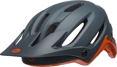 Casque Bell 4Forty MIPS Gris/Orange - 1