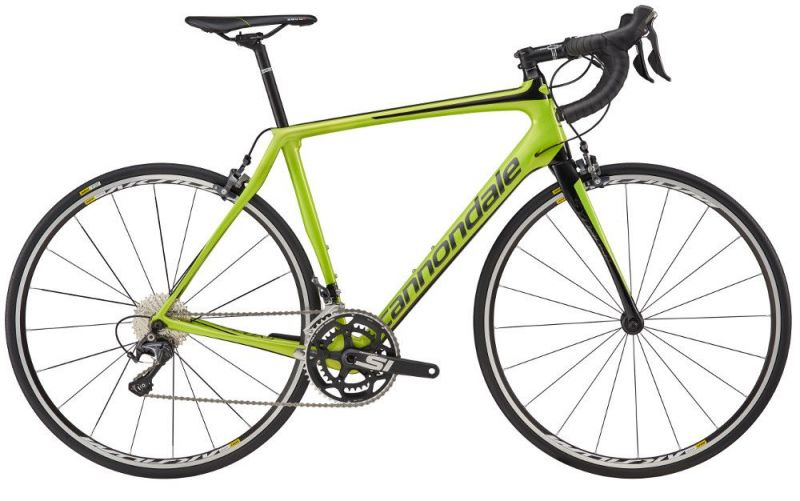 v lo route cannondale synapse carbon ultegra 2017 vert sur ultime bike. Black Bedroom Furniture Sets. Home Design Ideas