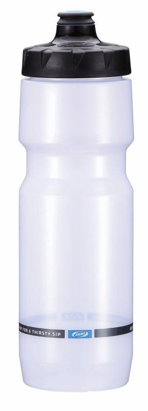 Bidon BBB AutoTank XL Valve Autoclose 750 ml Transparent - BWB-15