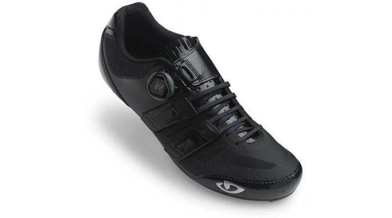 Chaussures route Giro Sentrie Techlace Noir