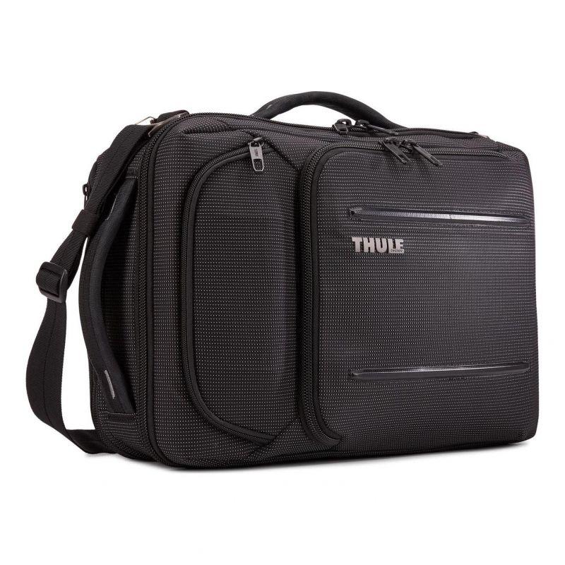 """Sac à dos Thule Crossover 2 convertible Laptop Bag 15,6"""" Noir"""
