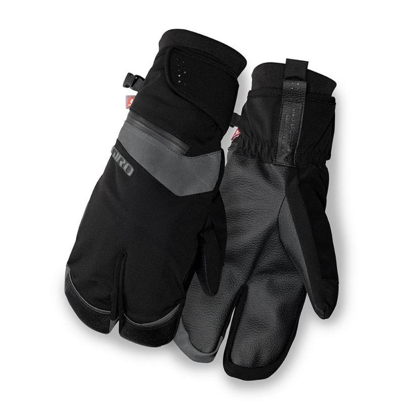 Gants hiver Giro 100 PROOF noir